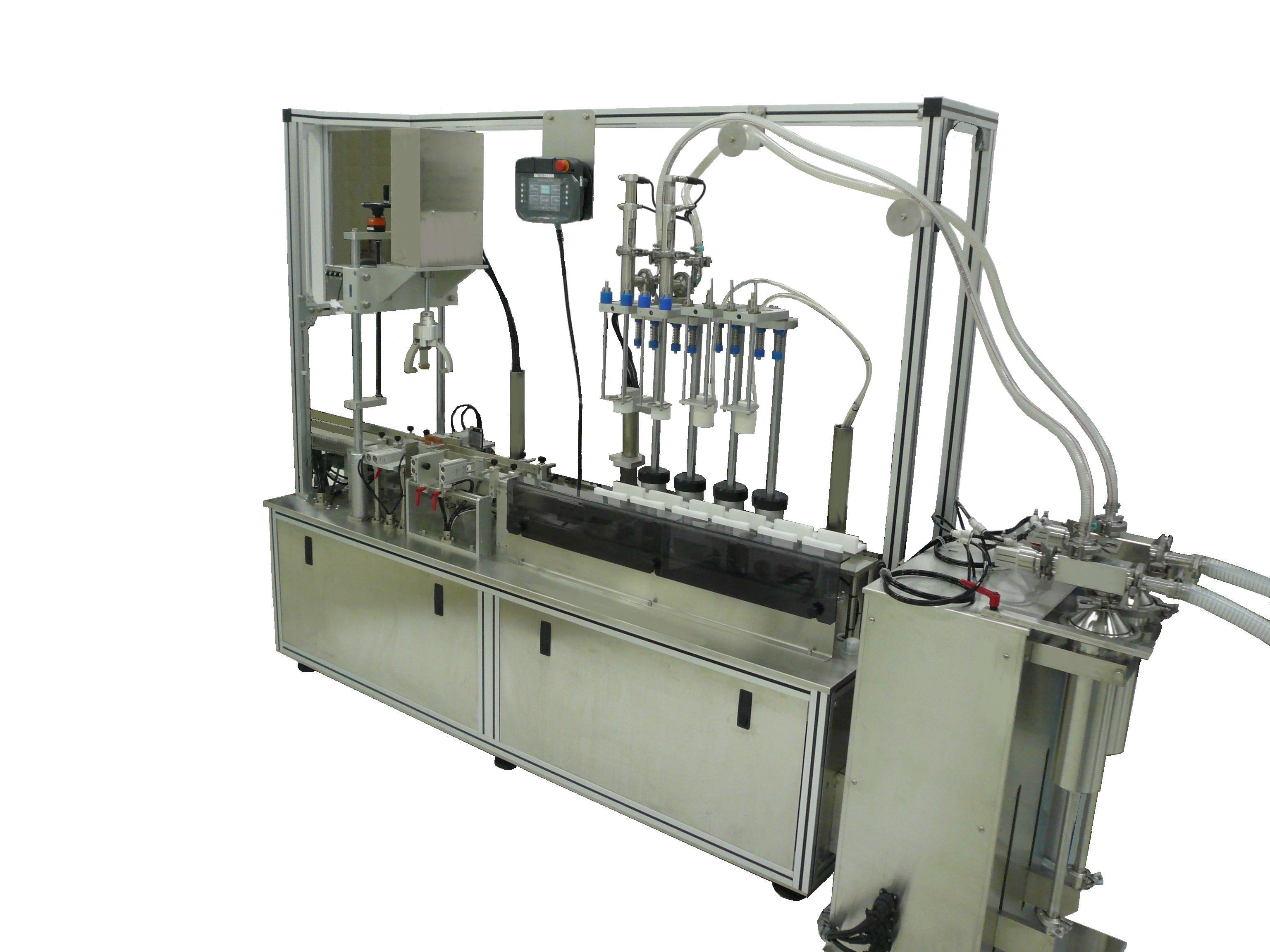 セル生産機