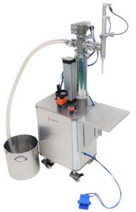 ピストンフィラー,液体充填機